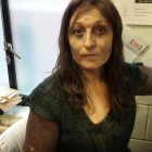 SFX make up by Isobel Donald