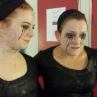 More theatre make up for SFX