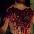 SFX make up, scary!